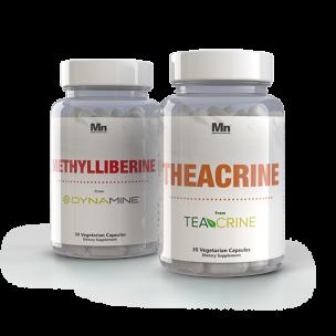 TeaCrine / Dynamine Capsule Pack
