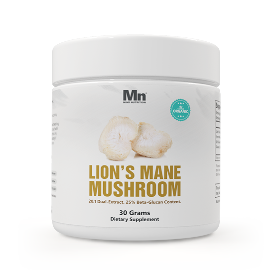 Lion's Mane Mushroom 20:1 Extract Powder