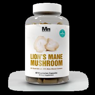 Lion's Mane Mushroom 20:1 Capsules