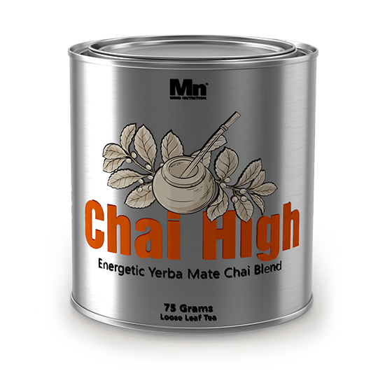 Chai High Energetic Tea Blend